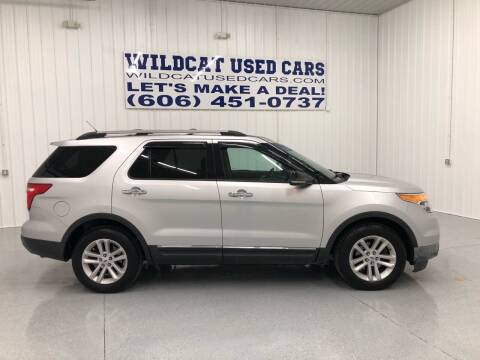 2012 Ford Explorer for sale at Wildcat Used Cars in Somerset KY
