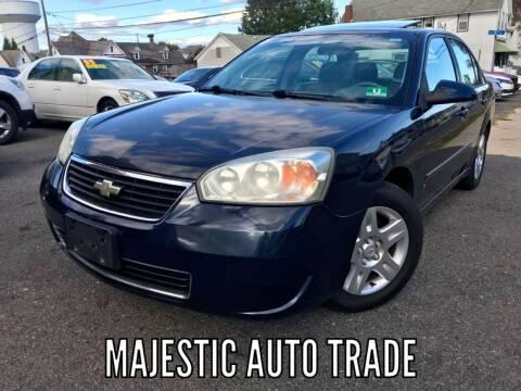 2006 Chevrolet Malibu for sale at Majestic Auto Trade in Easton PA