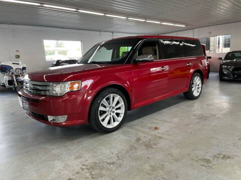 2011 Ford Flex for sale at Stakes Auto Sales in Fayetteville PA