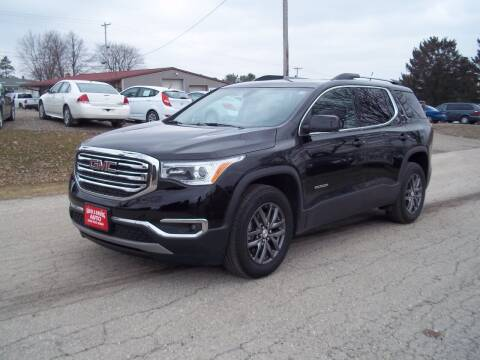 2017 GMC Acadia for sale at SHULLSBURG AUTO in Shullsburg WI