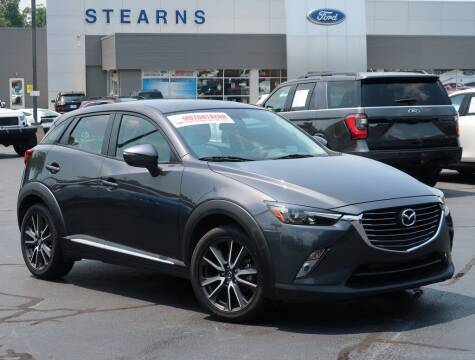 2017 Mazda CX-3 for sale at Stearns Ford in Burlington NC