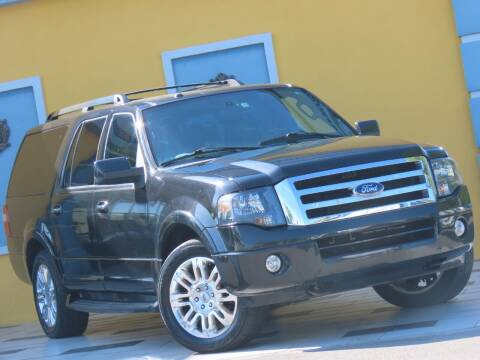 2014 Ford Expedition EL for sale at Paradise Motor Sports LLC in Lexington KY