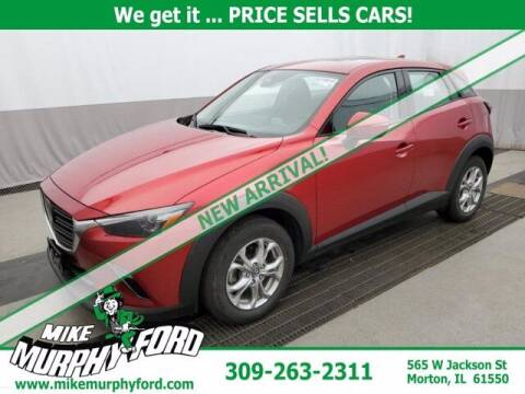 2019 Mazda CX-3 for sale at Mike Murphy Ford in Morton IL