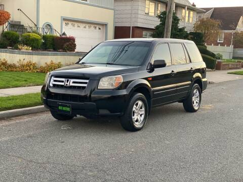 2007 Honda Pilot for sale at Reis Motors LLC in Lawrence NY