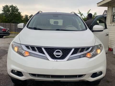2013 Nissan Murano for sale at Shoals Dealer LLC in Florence AL