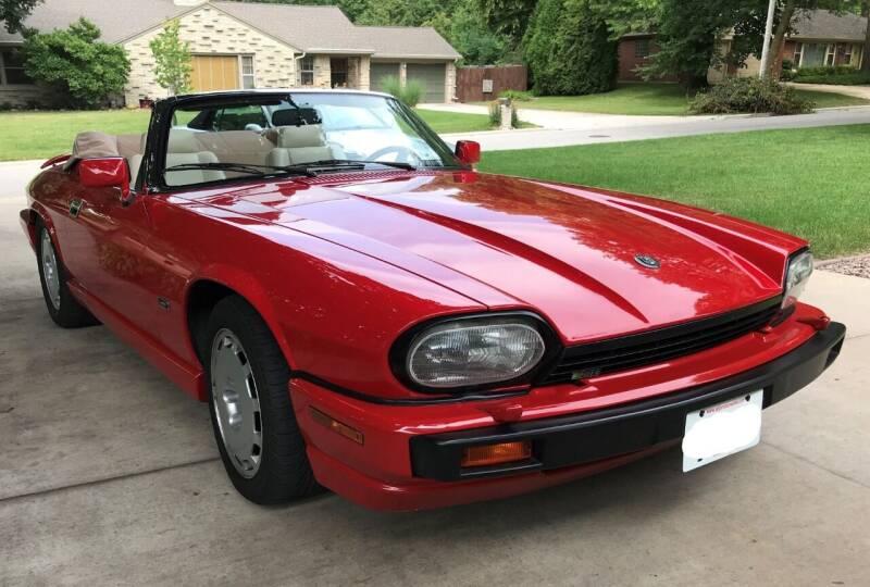1993 Jaguar XJS for sale at ADA Motorwerks in Green Bay WI