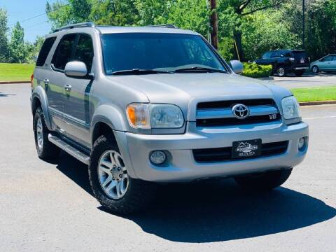 2006 Toyota Sequoia for sale at Boise Auto Group in Boise ID