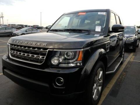 2016 Land Rover LR4 for sale at Adams Auto Group Inc. in Charlotte NC