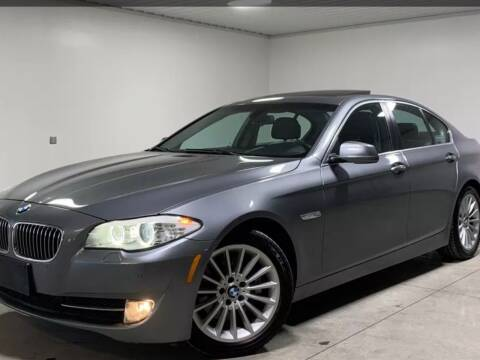 2013 BMW 5 Series for sale at H4T Auto in Toledo OH