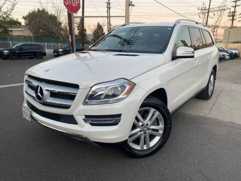 2014 Mercedes-Benz GL-Class for sale at West Coast Motor Sports in North Hollywood CA
