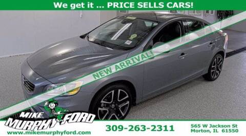 2018 Volvo S60 for sale at Mike Murphy Ford in Morton IL