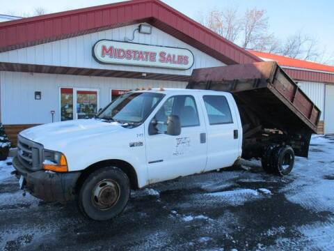 2000 Ford F-350 Super Duty for sale at Midstate Sales in Foley MN