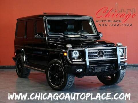 2014 Mercedes-Benz G-Class for sale at Chicago Auto Place in Bensenville IL