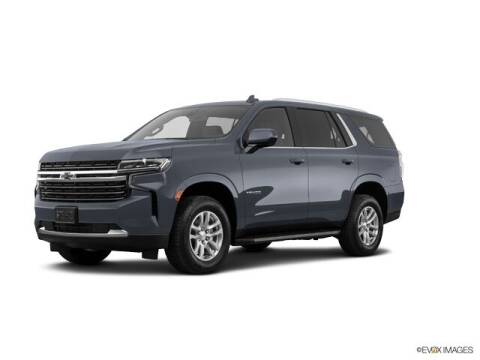 2021 Chevrolet Tahoe for sale at BRYNER CHEVROLET in Jenkintown PA
