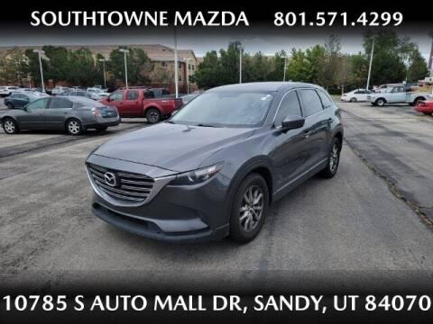 2016 Mazda CX-9 for sale at Southtowne Mazda of Sandy in Sandy UT