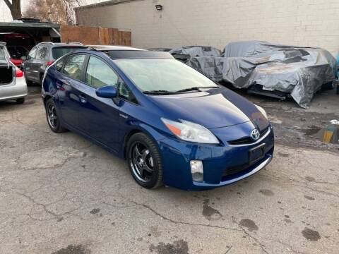2010 Toyota Prius for sale at Golden Gate Auto Sales in Stockton CA