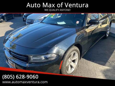 2015 Dodge Charger for sale at Auto Max of Ventura in Ventura CA