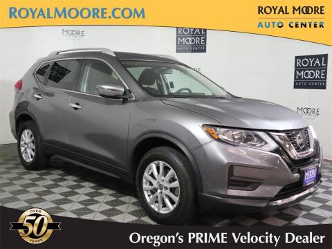 2017 Nissan Rogue for sale at Royal Moore Custom Finance in Hillsboro OR