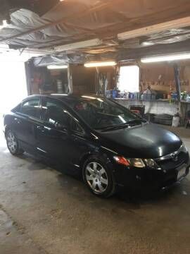 2008 Honda Civic for sale at Lavictoire Auto Sales in West Rutland VT