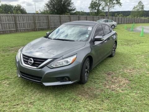 2018 Nissan Altima for sale at Smart Chevrolet in Madison NC