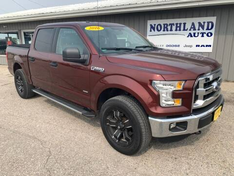 2016 Ford F-150 for sale at Northland Auto in Humboldt IA