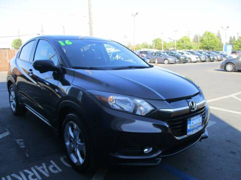 2016 Honda HR-V for sale at Choice Auto & Truck in Sacramento CA