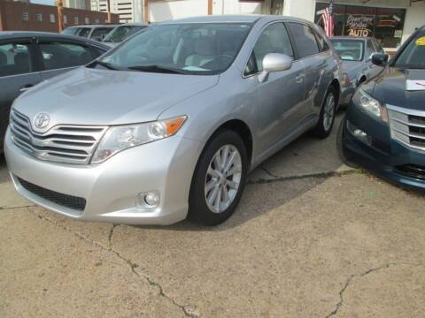 2009 Toyota Venza for sale at Downtown Motors in Macon GA