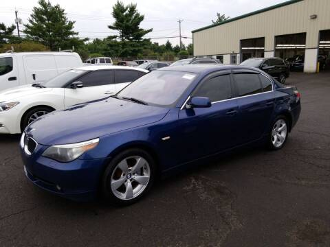 2004 BMW 5 Series for sale at GLOBAL MOTOR GROUP in Newark NJ