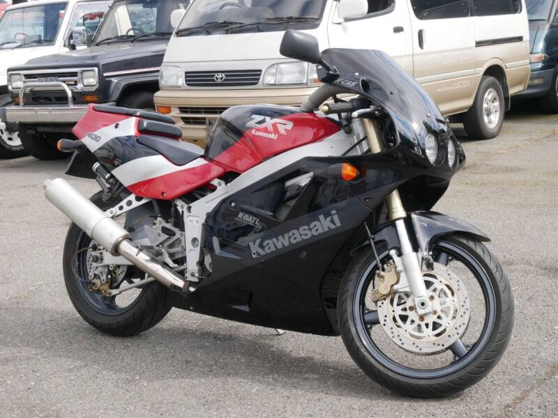 1990 Kawasaki ZXR400 for sale at JDM Car & Motorcycle LLC in Seattle WA