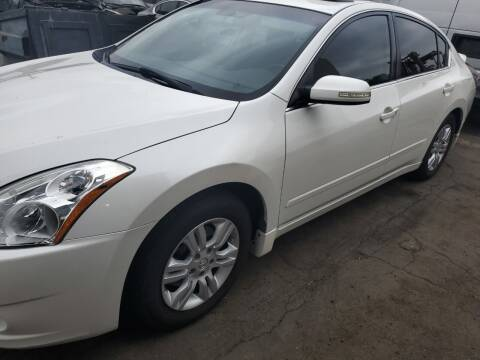 2011 Nissan Altima for sale at New City Auto - Parts in South El Monte CA