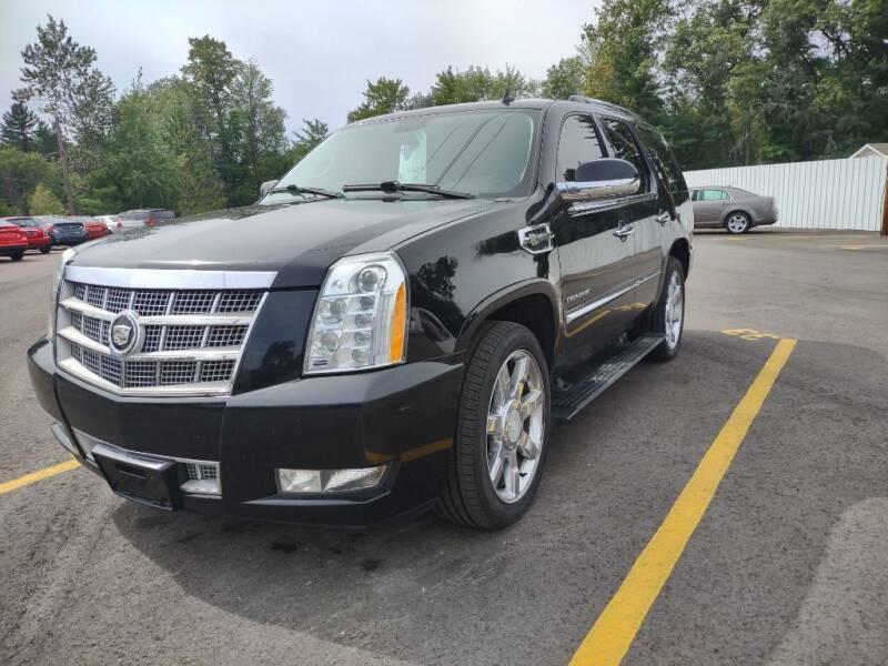 2011 Cadillac Escalade Hybrid for sale at Hilltop Auto in Prescott MI