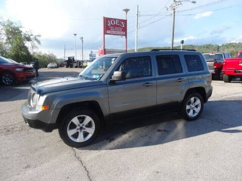 2011 Jeep Patriot for sale at Joe's Preowned Autos in Moundsville WV