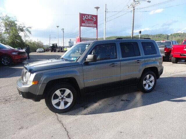 2011 Jeep Patriot for sale at Joe's Preowned Autos 2 in Wellsburg WV