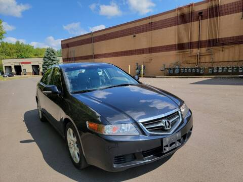 2005 Acura TSX for sale at Fleet Automotive LLC in Maplewood MN