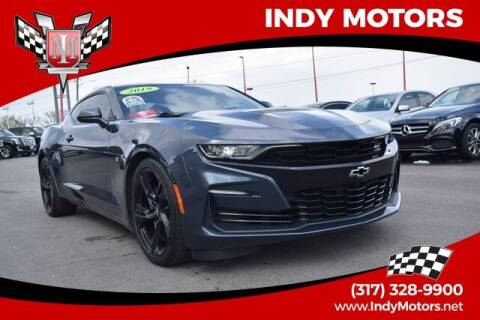 2019 Chevrolet Camaro for sale at Indy Motors Inc in Indianapolis IN