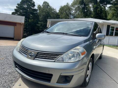 2009 Nissan Versa for sale at Efficiency Auto Buyers in Milton GA