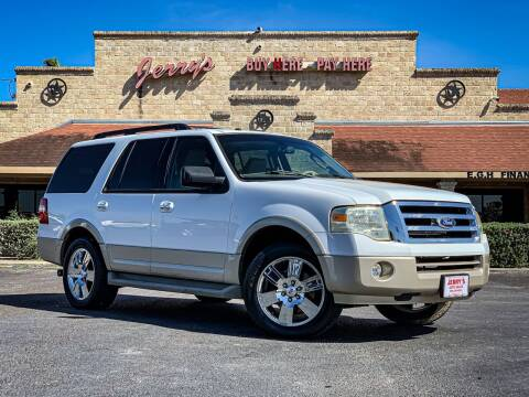 2010 Ford Expedition for sale at Jerrys Auto Sales in San Benito TX