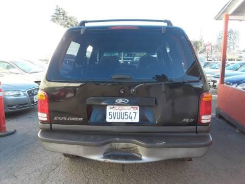 1999 Ford Explorer for sale at Goleta Motors in Goleta CA