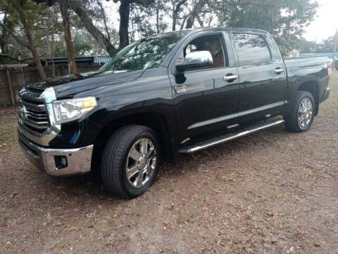 2017 Toyota Tundra for sale at Royal Auto Trading in Tampa FL