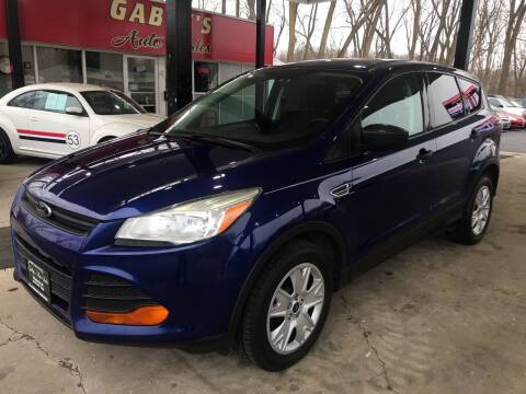 2013 Ford Escape for sale at GABBY'S AUTO SALES in Valparaiso IN