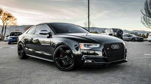 2013 Audi S5 for sale at MUSCLE MOTORS AUTO SALES INC in Reno NV