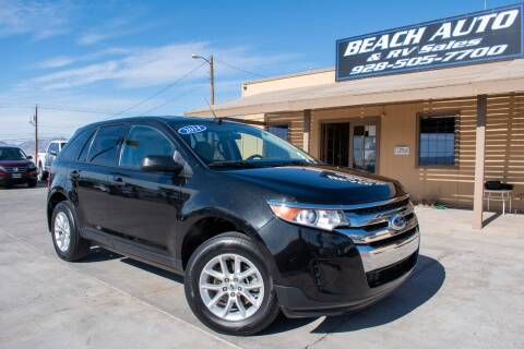 2014 Ford Edge for sale at Beach Auto and RV Sales in Lake Havasu City AZ