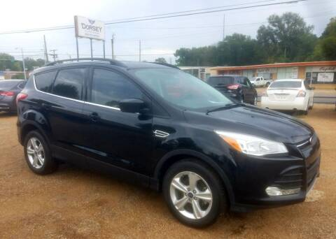 2016 Ford Escape for sale at Dorsey Auto Sales in Tyler TX