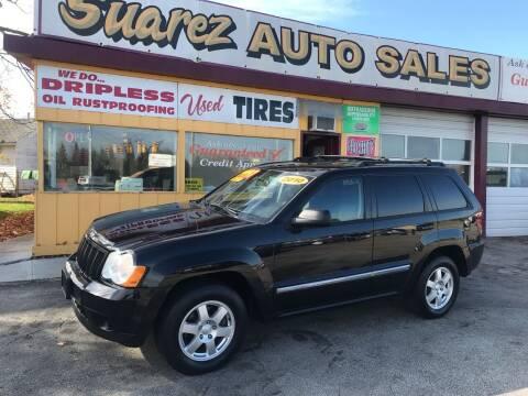 2010 Jeep Grand Cherokee for sale at Suarez Auto Sales in Port Huron MI