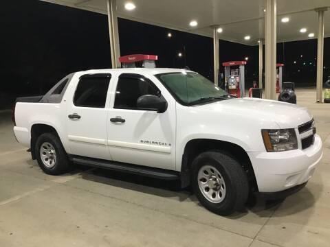 2007 Chevrolet Avalanche for sale at Bam Motors in Dallas Center IA