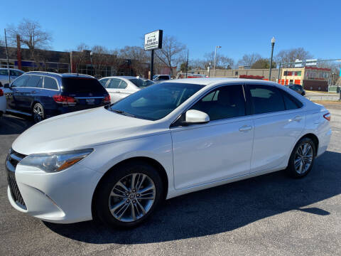 2015 Toyota Camry for sale at BWK of Columbia in Columbia SC