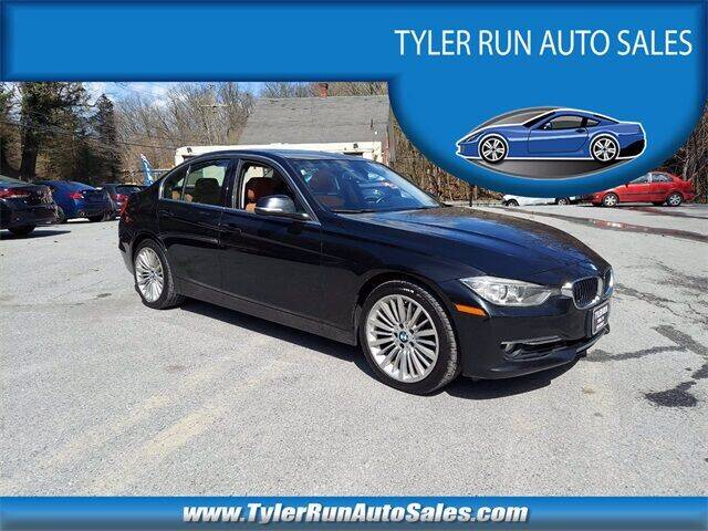 2012 BMW 3 Series for sale at Tyler Run Auto Sales in York PA