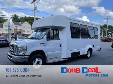 2009 Ford E-Series Chassis for sale at DONE DEAL MOTORS in Canton MA