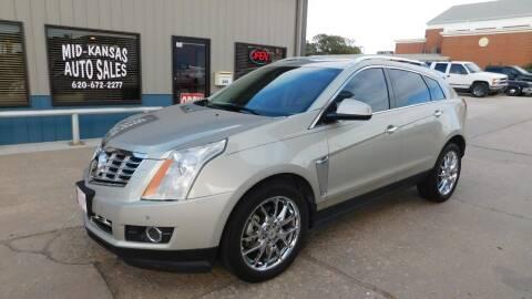 2013 Cadillac SRX for sale at Mid Kansas Auto Sales in Pratt KS