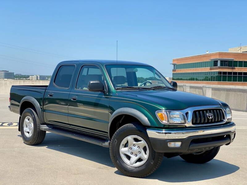 2003 Toyota Tacoma for sale at Car Match in Temple Hills MD